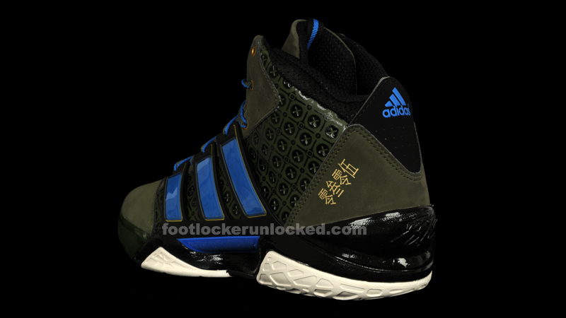 """outlet store 8f166 ee3e0 adidas """"Lei Feng"""" Player Edition Pack – Foot Locker Blog"""