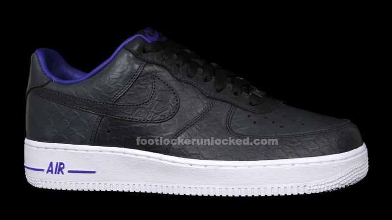 """reputable site 1541c 17868 Nike Air Force 1 Lo Premium """"Kobe Bryant"""" – Foot Locker Blog"""