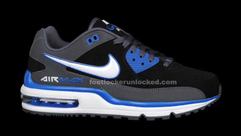 cheap for discount 4826c 62f64 Pair of Nike Air Max Wrights – Foot Locker Blog