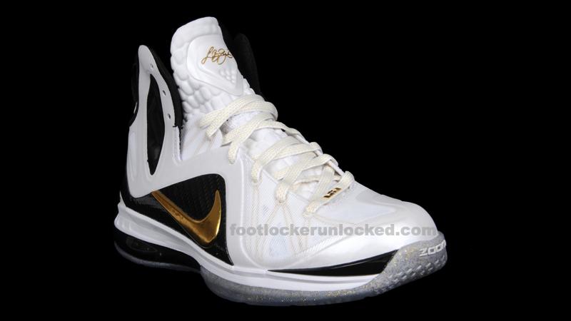 """online store 9af31 eaef0 Nike LeBron 9 Elite """"Home"""" – Foot Locker Blog"""