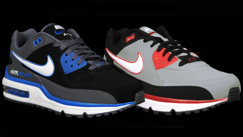 cheap for discount e22ae 80090 Pair of Nike Air Max Wrights – Foot Locker Blog