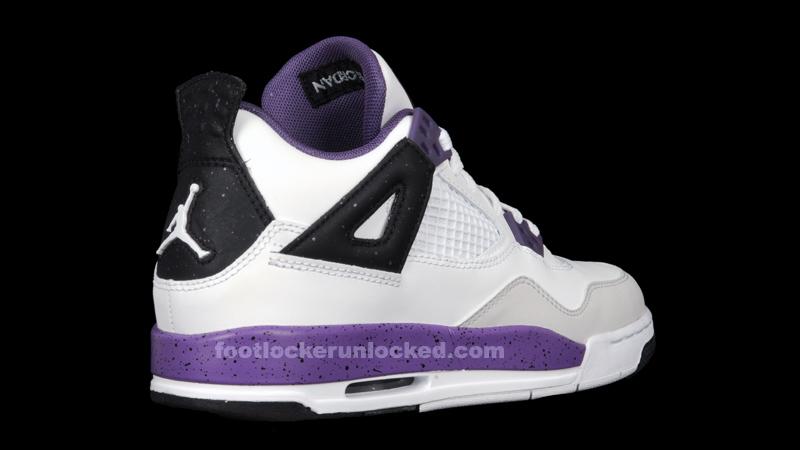cheap for discount 8becf 0d65a Jordan Retro IV Ultraviolet – Foot Locker Blog