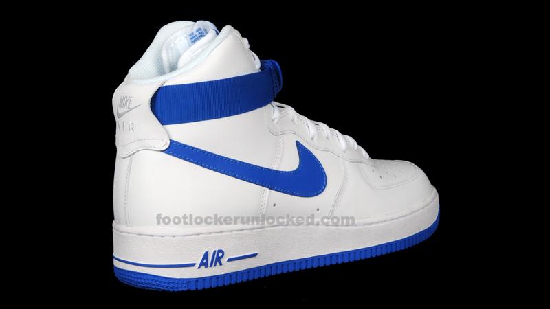 Cheap nike air force 1 white blue Buy