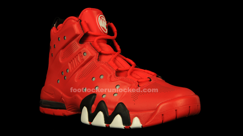 "competitive price a3db8 3888c Nike Air Max Barkley ""Action Red"" – Foot Locker Blog"