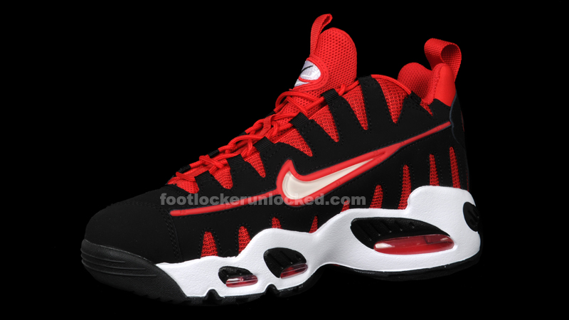 detailed look a02cb bae93 Nike Air Max NM Black/Red – Foot Locker Blog