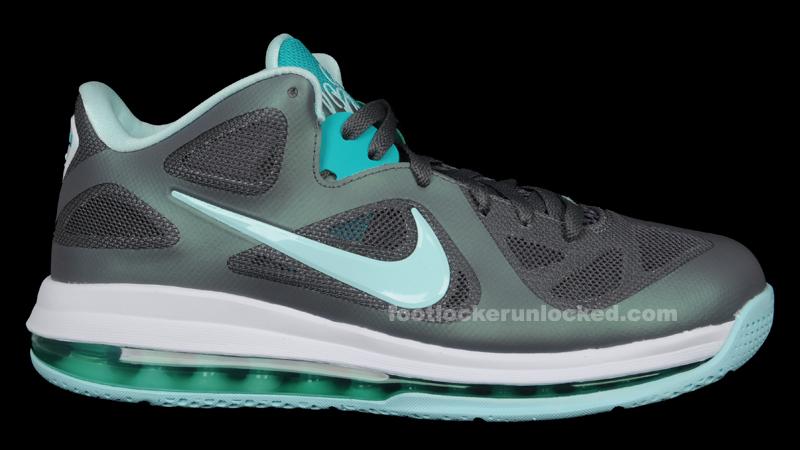 super popular 8040d 0af89 Nike Easter Pack 2012  Nike LeBron 9 Low Mint – Foot Locker Blog