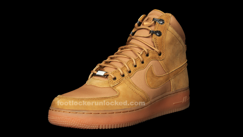classic fit 916b5 49b2b Nike Air Force 1 High DCN Military Boots