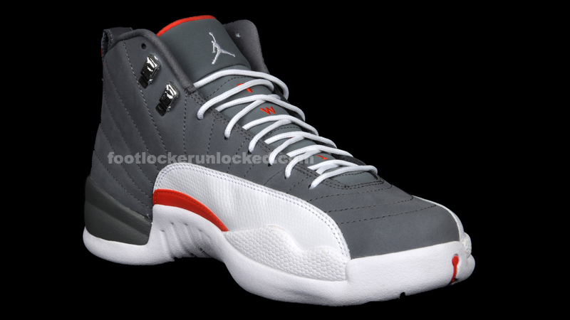 "bd1fad4090dfc5 Jordan Retro 12 ""Cool Grey"" – Foot Locker Blog"