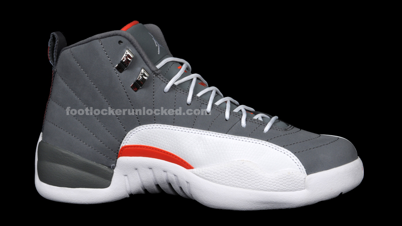 cbb839998e2fa7 Jordan True Flight - Men s - Grey   Black ...