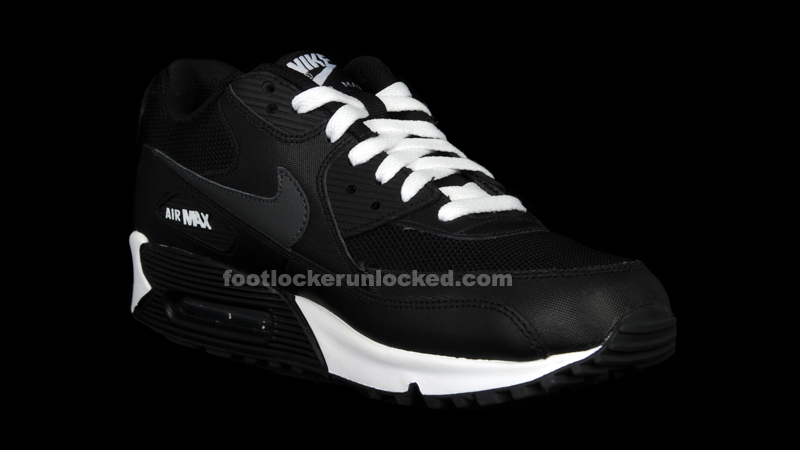 premium selection 396a1 023fb The Nike Air Max 90 retails for  100. Black Anthracite White.  Royal Grey White