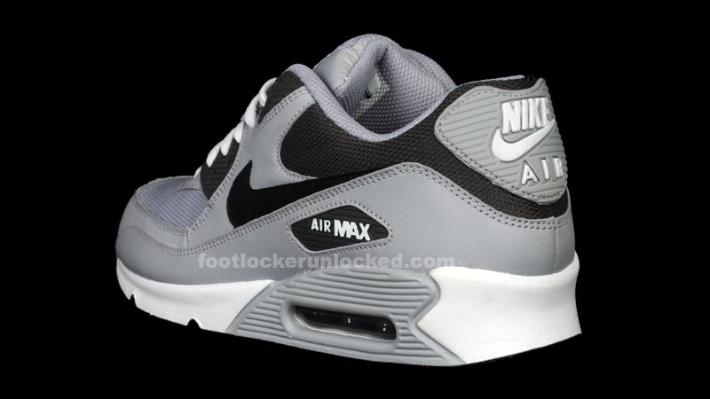 great quality cute cheap outlet on sale FL Unlocked Nike Air Max 90 Grey Black FL_05 – Foot Locker Blog