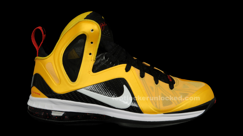 "low priced ec451 2e22f Nike LeBron 9 P.S. Elite ""Taxi"" – Foot Locker Blog"