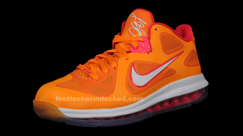"brand new 9e893 3636d Nike LeBron 9 Low ""Floridian"" – Foot Locker Blog"