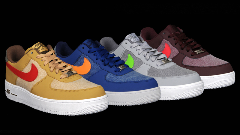 Denim Force Nike Pack Foot Blog Locker Air 1 – OmnyvN80w