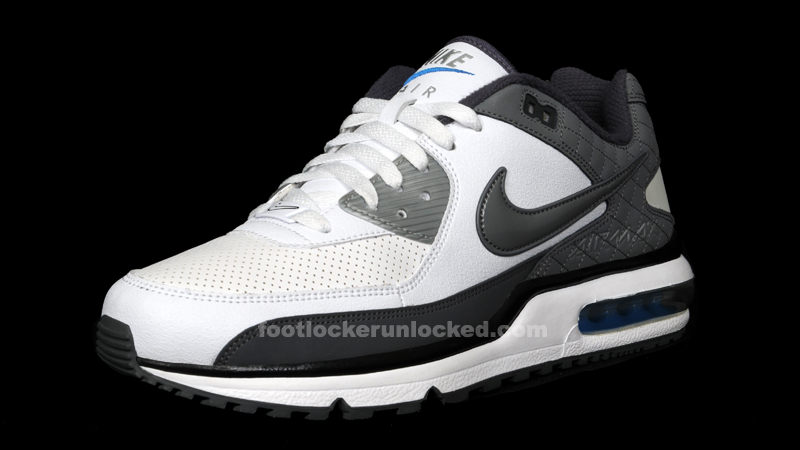 competitive price 76539 e162a ... Nike Air Max Wright WhiteGreyItaly Blue – Foot Locker Blog ...