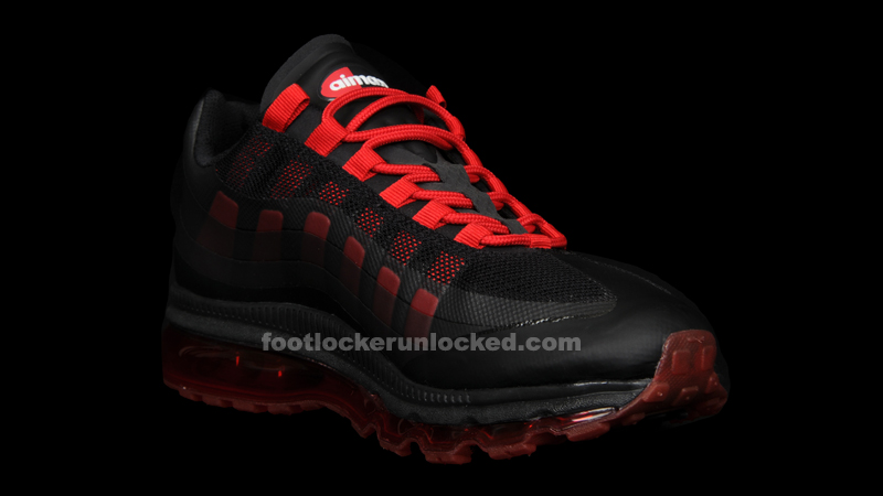 detailed look d15cc c6c83 Nike Air Max + 95 360 Black/Anthracite/Cool Grey/Sport Red. Nike ...