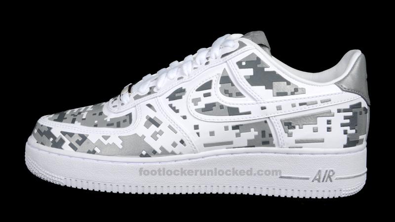 foot locker shoes air force 1
