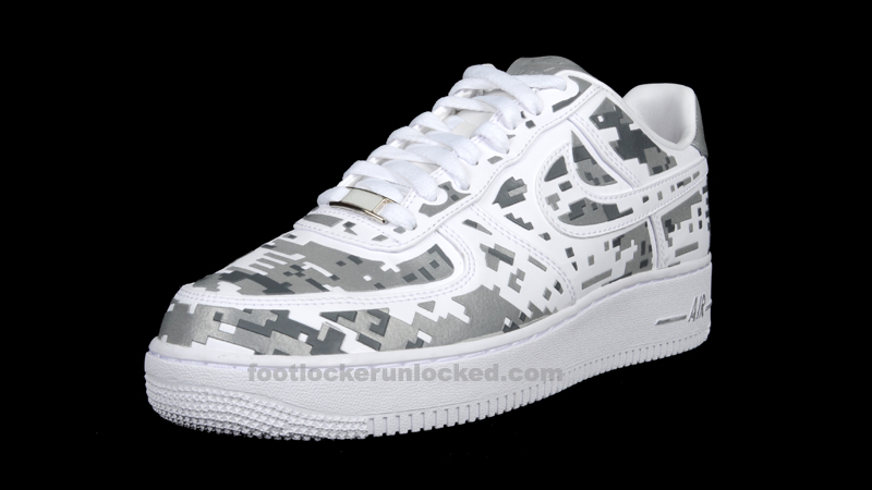 "watch 0aec0 aa170 ... Nike Air Force 1 Low ""Digi Camo"" – Foot Locker Blog ..."