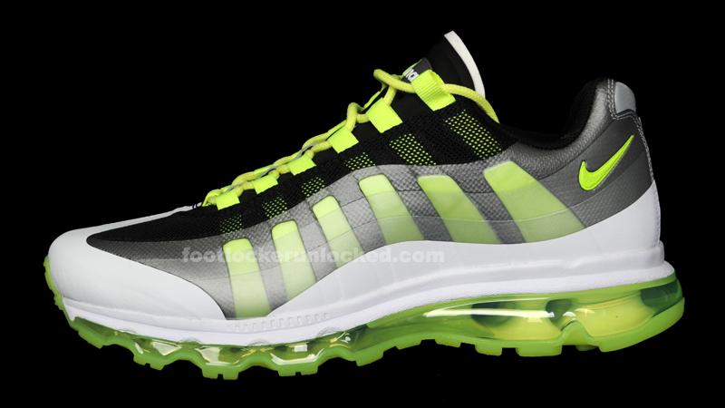footlocker 95 air max