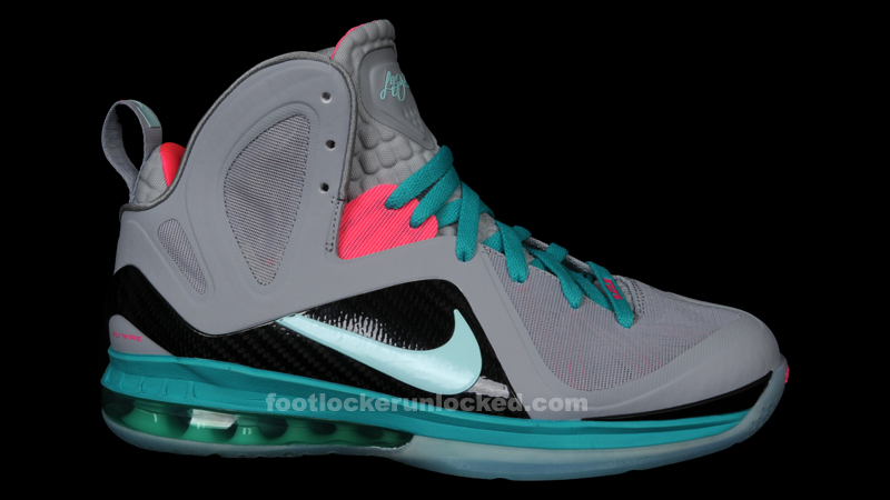 """timeless design 55958 85846 Nike LeBron 9 P.S. Elite """"Miami Vice"""""""