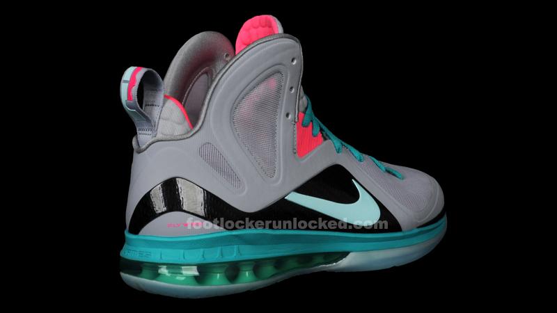 "c8aa5ad1d0d9 Nike LeBron 9 P.S. Elite ""Miami Vice"" – Foot Locker Blog"