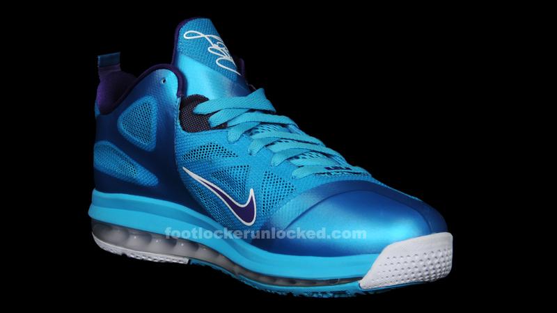 "hot sale online 98c8e d018e Nike LeBron 9 Low ""Summit Lake Hornets"" – Foot Locker Blog"