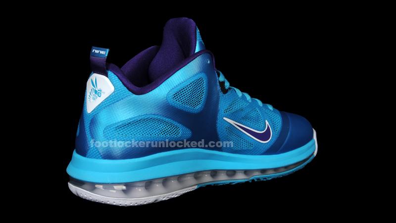 "ee4dfbe775ad ... Nike LeBron 9 Low ""Summit Lake Hornets"" – Foot Locker Blog ..."