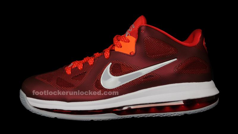 "newest 05d09 5cc01 Nike LeBron 9 Low ""Cherry"""