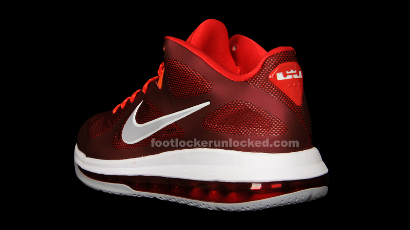 "the latest e0483 de6f8 Nike LeBron 9 Low ""Cherry"" – Foot Locker Blog"