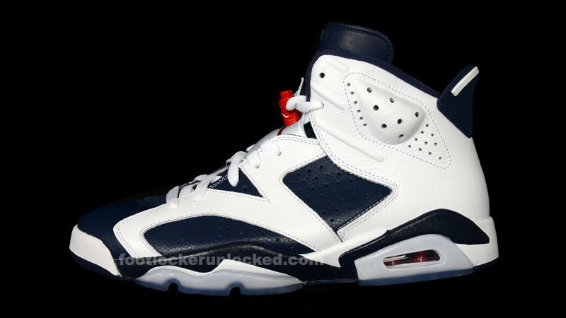 Jordan Olympic 6 The Jordan Retro VI  Olympics