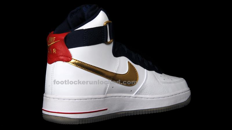 Nike Air Force 1 High Premium Dream TEAM USA Olympic US 8