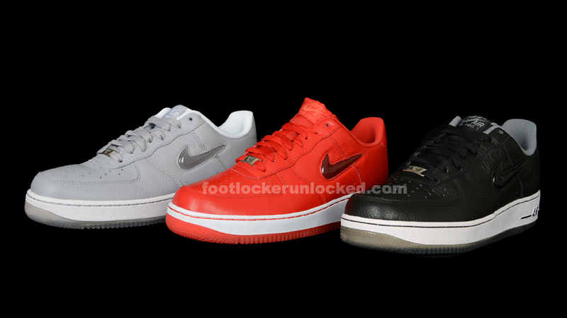 """outlet store 0bdfb b9935 Nike Air Force 1 Low """"Jewel Pack"""". July 14th - Posted By Teddy  Roo. A ..."""