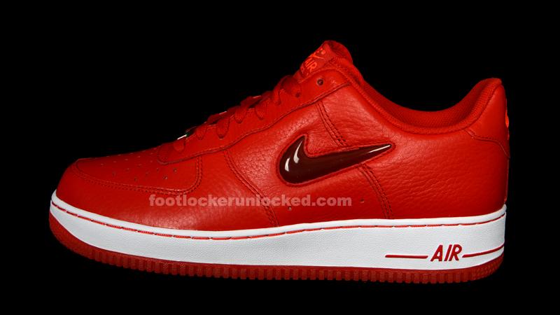 "new product a5383 8c25b Nike Air Force 1 Low ""Jewel Pack"" – Foot Locker Blog"