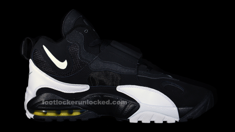 Nike Air Max Speed Turf Black White Volt 88a5282b73