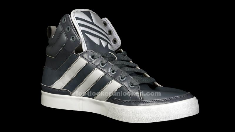 4372057f7b4 adidas Originals Top Court HI » FL Unlocked adidas Top Court Grey White 07