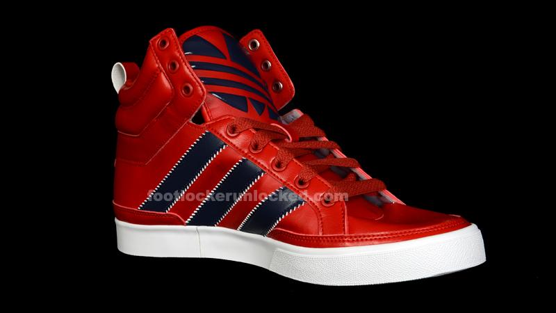 cbdd2b84c8d adidas Originals Top Court HI » FL Unlocked adidas Top Court Red Blue 03