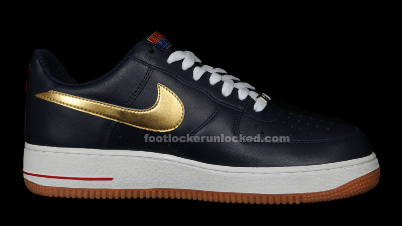 Air Force 1 Low Olympic (2012)