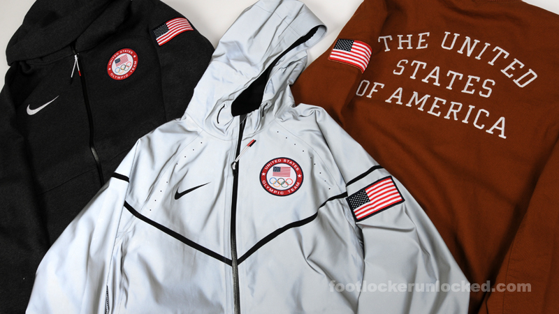 fbc55b30ec House of Hoops  Nike Medal Stand Jacket Collection – Foot Locker Blog