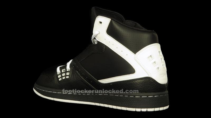 a595958cb3b9b2 FL Unlocked Jordan 1 Flight Black White 03 – Foot Locker Blog