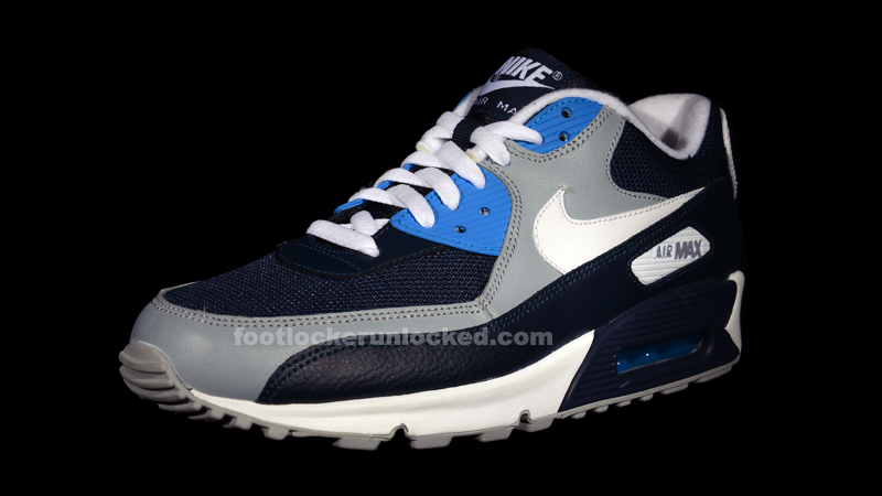 decc9862a6a5 Nike Air Max 90 – New Colors – Foot Locker Blog