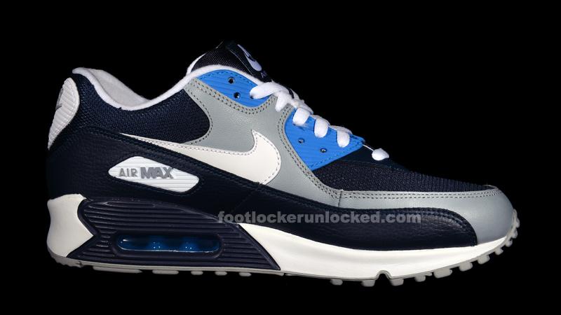 03e934017ab4 Nike Air Max 90 – New Colors – Foot Locker Blog