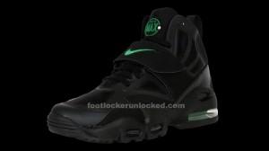 online retailer c9fb1 449ea Nike Air Max Express New Releases » FL Unlocked Nike Air Max Express Black  Green 02