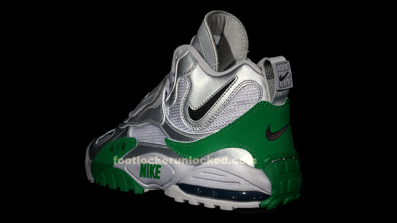 b109d2c93bebd6 Nike Air Max Speed Turf Metallic Silver Pine Green – Foot Locker Blog
