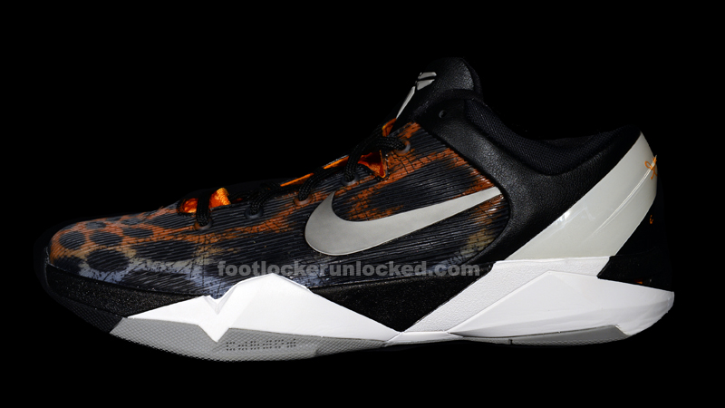 "cheaper af909 c226a Nike Zoom Kobe VII ""Cheetah Print"" – Foot Locker Blog"