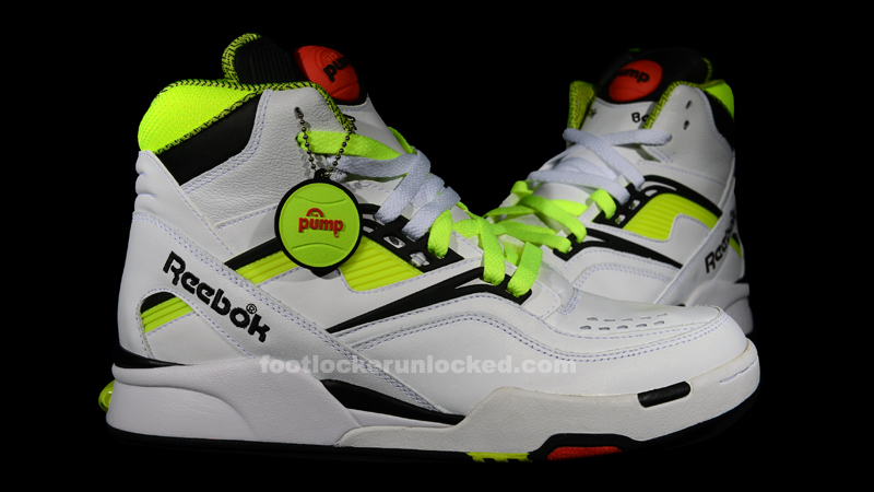 Prueba de Derbeville Astrolabio cliente  Reebok Pump Twilight Zone – Foot Locker Blog