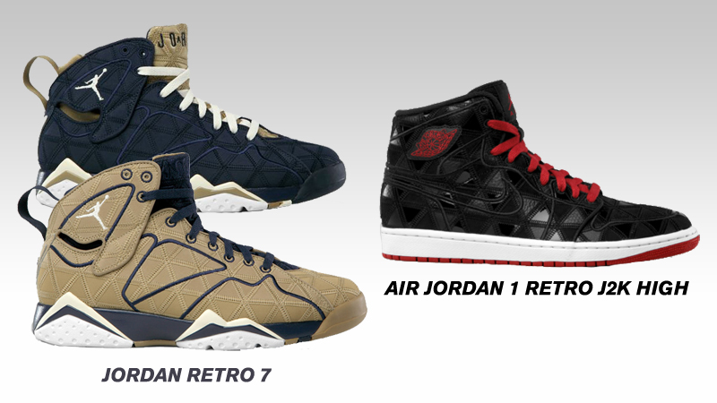 "online retailer b46a7 01535 Jordan ""J2K"" Pack – Foot Locker Blog"