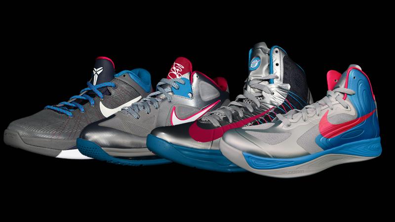 Nike Basketball \u201cLondon Pack\u201d