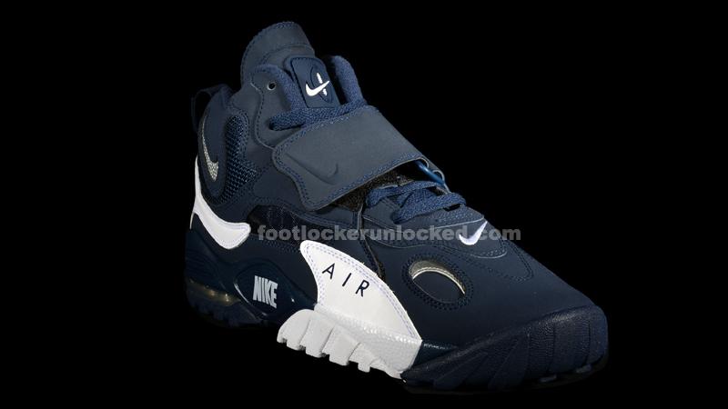 huge selection of b8ef8 05f67 Nike Air Max Speed Turf Midnight Navy Metallic Silver – Foot Locker Blog