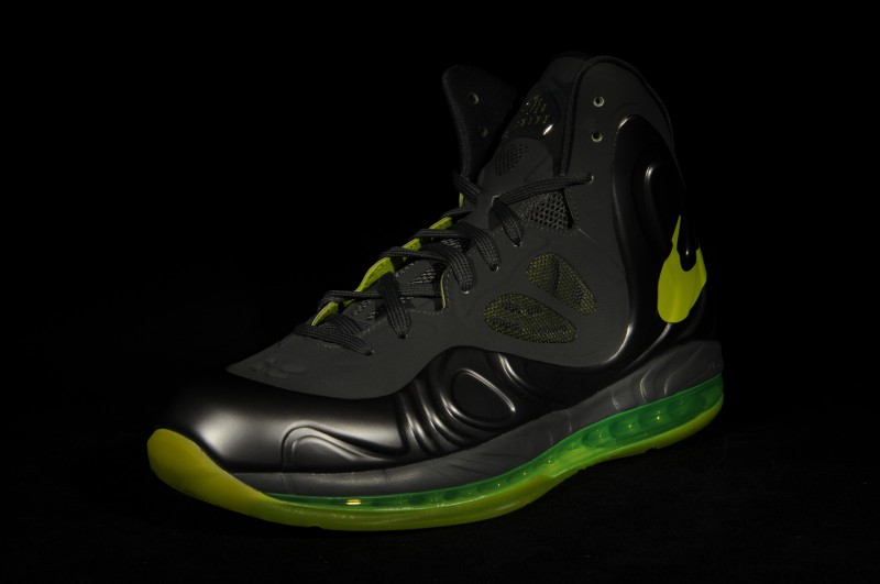 new arrival ae8ad 0b8cf Hyperposite Charcoal-Atomic Green. Hyperposite ...