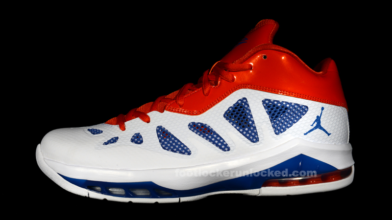 "the best attitude 7d484 2ffa0 ... Jordan Melo M8 Advance ""Knicks Home"". Jordan ."